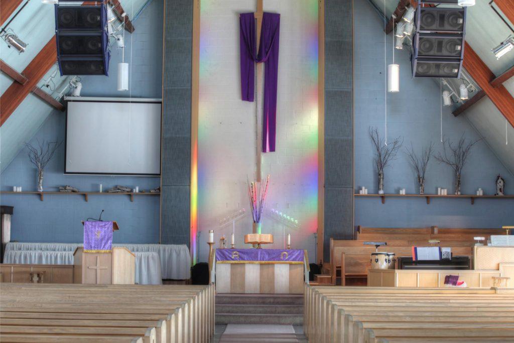 Lent chancel landscape web