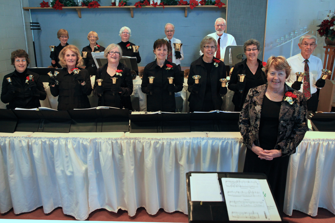 Our Bell Choir
